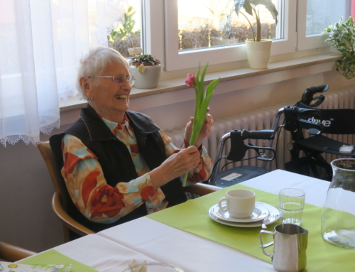 AWO Seniorenzentrum Kannenbäckerland – Der Frühling hält Einzug