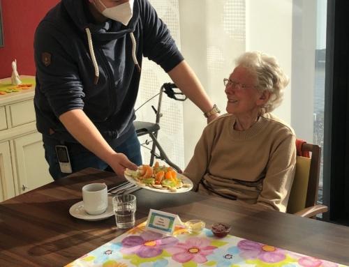 Stimmen unserer Azubis: Praktikum in der gerontopsychiatrischen Tagespflege im Seniorenzentrum AWO Laubach in Koblenz