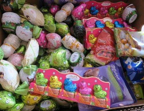 AWO Seniorenzentrum Koblenz: Süße Überraschung nach Ostern
